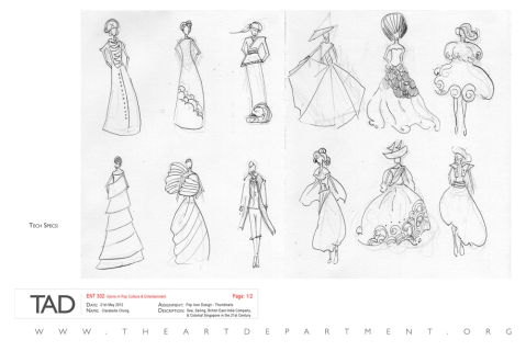 Fashion Thumbnails (1) - Nautical |2012