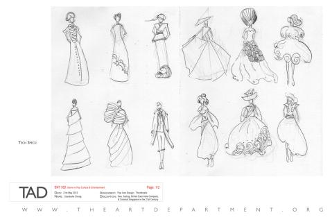 Fashion Thumbnails (1) - Nautical |2012