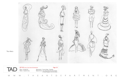 Fashion Thumbnails (2) - Nautical |2012