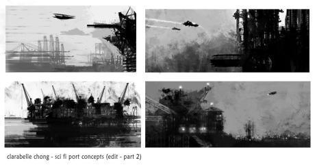 Sci Fi Port (2)