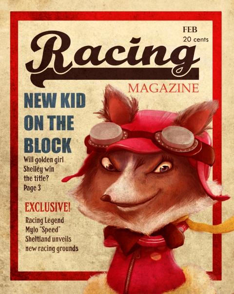 Racing Magazine | 2013