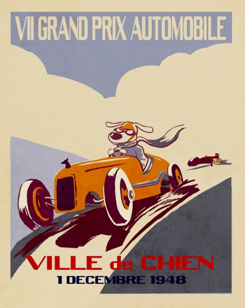 Race Poster |2013