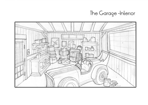 The Garage - Layout |2013