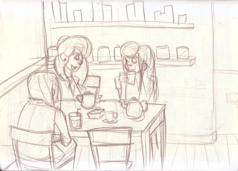 Coffee Sketch 2