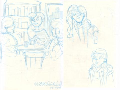 Coffee Sketch 4