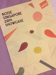 NOISE Festival Showcase 2014 Booklet